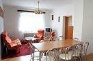 Chalupa Vyhne - Kuchyňa + obývacia izba