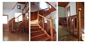 Chalupa Vyhne - Schody na poschodie